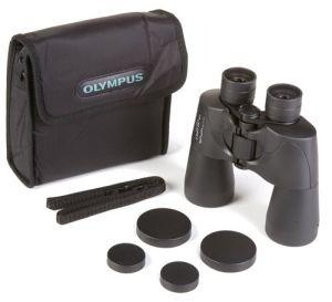 Olympus 10×50 DPS I accessori